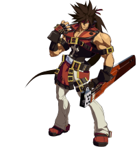 guilty gear xrd sigh ps4 купить