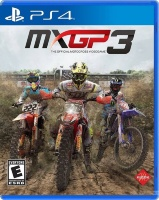 MXGP3 The Official Motocross Videogame [PS4]