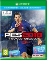 PES 2018 (Pro Evolution Soccer 2018) [Xbox One]