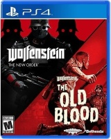 Wolfenstein: The New Order + The Old Blood [PS4]