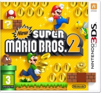 New Super Mario Bros. 2 [3DS]