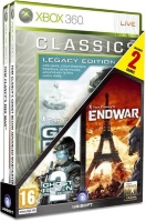 Tom Clancy's Ghost Recon Advanced Warfighter 2 + End War [Xbox 360]