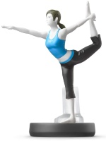 Фигурка Amiibo - Wii Fit Trainer (Super Smash Bros Коллекция)