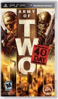Army of Two: The 40th Day [PSP]