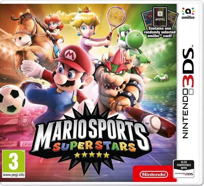 Nintendo Mario Sports Superstars [3DS] 3DS204