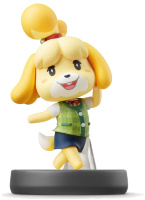 Фигурка Amiibo - Isabelle (Изабель) (Super Smash Bros Коллекция)