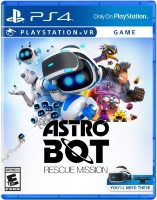 Astro Bot Rescue Mission (только для VR) [PS4]