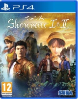 Shenmue 1 & 2 HD Remaster [PS4]