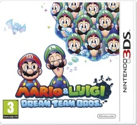 Mario and Luigi: Dream Team Bros. [3DS]