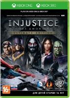 Injustice: Gods Among Us (Ultimate Edition) [Xbox 360/Xbox One]