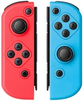 2 контроллера Joypad для Nintendo Switch (Red/Blue)