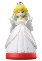 Фигурка Amiibo - Peach Wedding (Пич Свадьба) (Super Mario Коллекция)