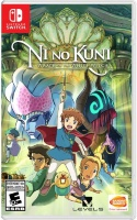 Ni no Kuni: Wrath of the White Witch Remastered [Switch]