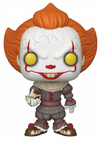 "Фигурка Funko POP! Vinyl: IT Chapter 2: 10"" Pennywise w/ Boat 40593"