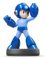 Фигурка Amiibo - Mega Man (Мегамен) (Super Smash Bros Коллекция)