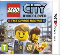 LEGO City Undercover The Chase Begins [3DS]