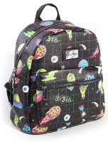 Рюкзак Difuzed: Rick and Morty All Over Sublimation Printed Ladies Backpack BP163277RMT
