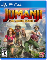 Jumanji: The Video Game (Джуманджи: Игра) [PS4]