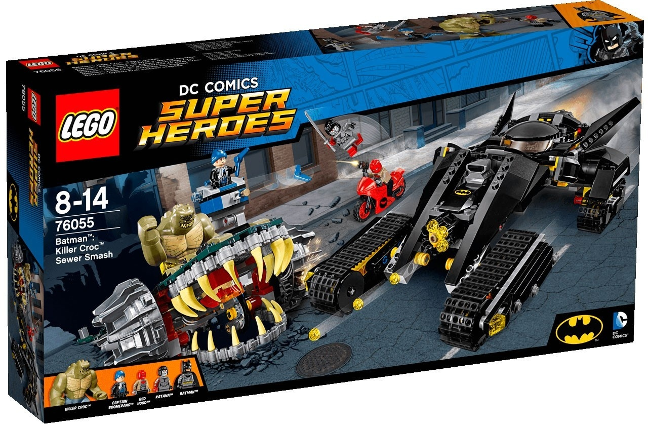 Лего набор супергерои