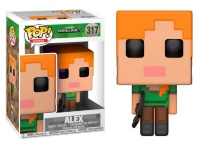 Фигурка Funko POP! Vinyl: Games: Minecraft: Alex (26384)