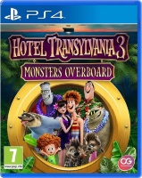 Hotel Transylvania 3: Monsters Overboard [PS4]