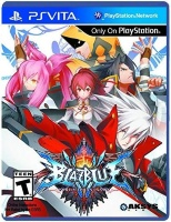 BlazBlue: Chrono Phantasma [PS Vita]