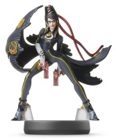 Фигурка Amiibo - Bayonetta Player 2 (Байонетта) (Super Smash Bros Коллекция)