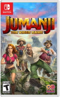 Jumanji: The Video Game (Джуманджи: Игра) [Switch]