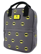 Рюкзак Loungefly: DC: Batman Canvas Embriodered Backpack