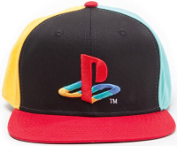 Бейсболка Difuzed: Playstation: Snapback with Original Logo Colors SB111204SNY