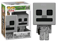 Фигурка Funko POP! Vinyl: Games: Minecraft: Skeleton (26386)