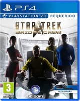 Star Trek: Bridge Crew (только для PS VR) [PS4]