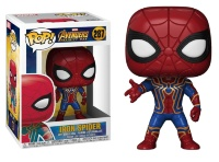 Фигурка Funko POP! Bobble: Marvel: Avengers Infinity War: Iron Spider (26465)