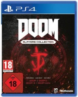 DOOM Slayers Collection (Doom + Doom 2 + Doom 3 + Doom 2016) [PS4]