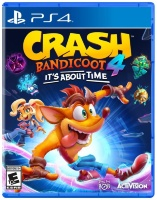 Crash Bandicoot 4: It's About Time [PS4]