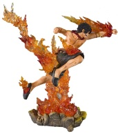 Фигурка Figuarts Zero One Piece Portgas D Ace - Commander of the Whitebeard 2nd Division
