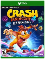 Crash Bandicoot 4: It's About Time [Xbox One\Series X]