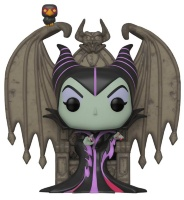 Фигурка Funko POP! Deluxe: Disney: Villains: Maleficent on Throne 49817