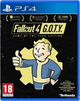 Fallout 4 (Game of the Year Edition) [PS4]