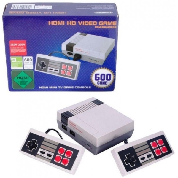a2252d22fe8bb Купить 8 bit Приставка Dendy Coolbaby HDMI (600 игр) | PlayGames