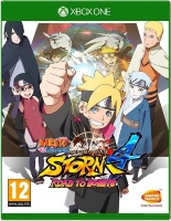 Naruto Shippuden: Ultimate Ninja Storm 4 Road to Boruto [Xbox One]