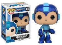 Фигурка Funko POP! Vinyl: Games: MegaMan: Mega Man (10346)