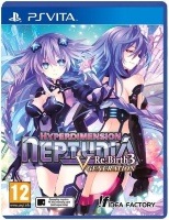 Hyperdimension Neptunia Re-Birth3: V Generation [PS Vita]