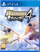 Warriors Orochi 4 [PS4]