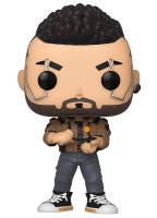 Фигурка Funko POP! Vinyl: Games: Cyberpunk 2077: V-Male 47159