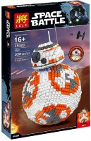 Конструктор Lele Space Battle 35020 BB8 Robot
