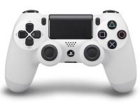 DualShock 4 (White) [PS4]