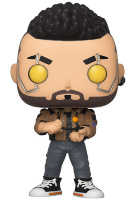 Фигурка Funko POP! Vinyl: Games: Cyberpunk 2077: V-Male (GW) (Exc) 48015