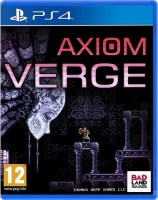 Axiom Verge [PS4]