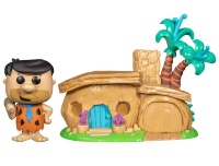 Фигурка Funko POP! Town: Flintstones: Flintstone's Home 47681
